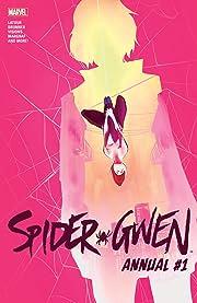 Spider-Gwen (2015-2018) Annual #1