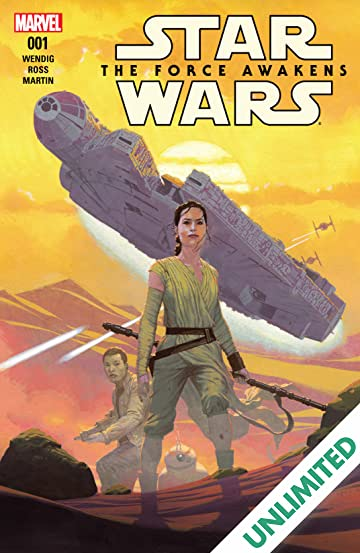 Star Wars: The Force Awakens Adaptation #1 (of 6)