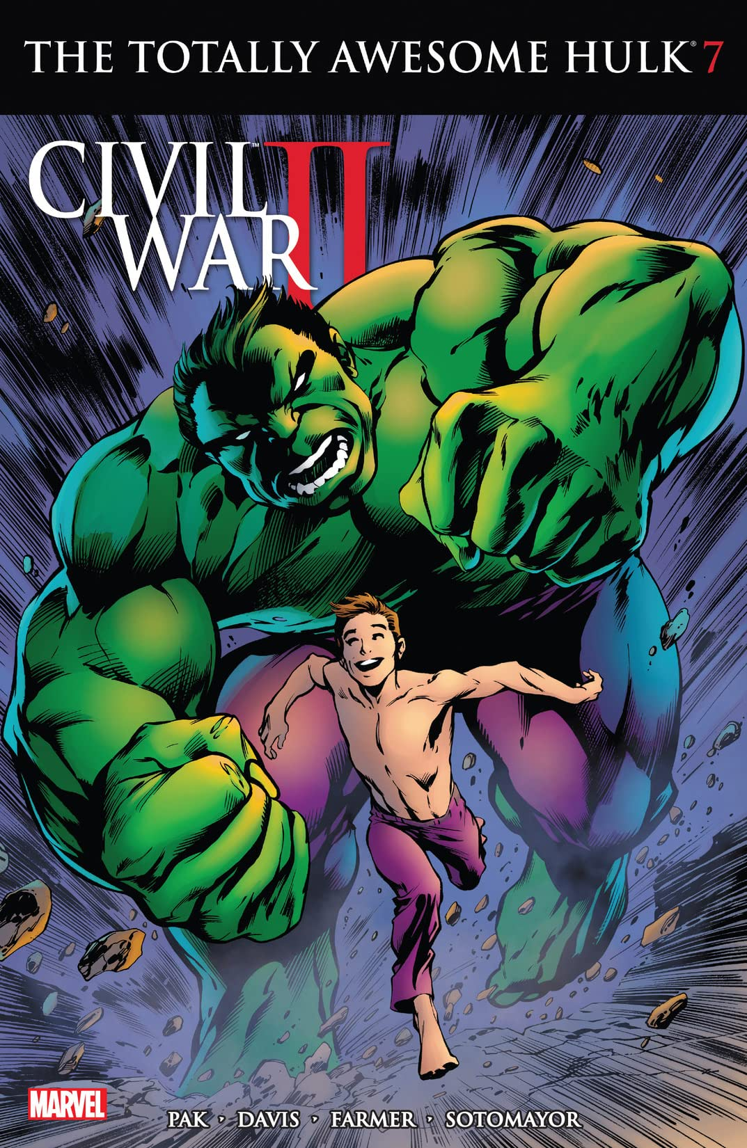 The Totally Awesome Hulk (2015-2017) #7
