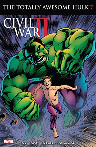 The Totally Awesome Hulk (2015-) #7