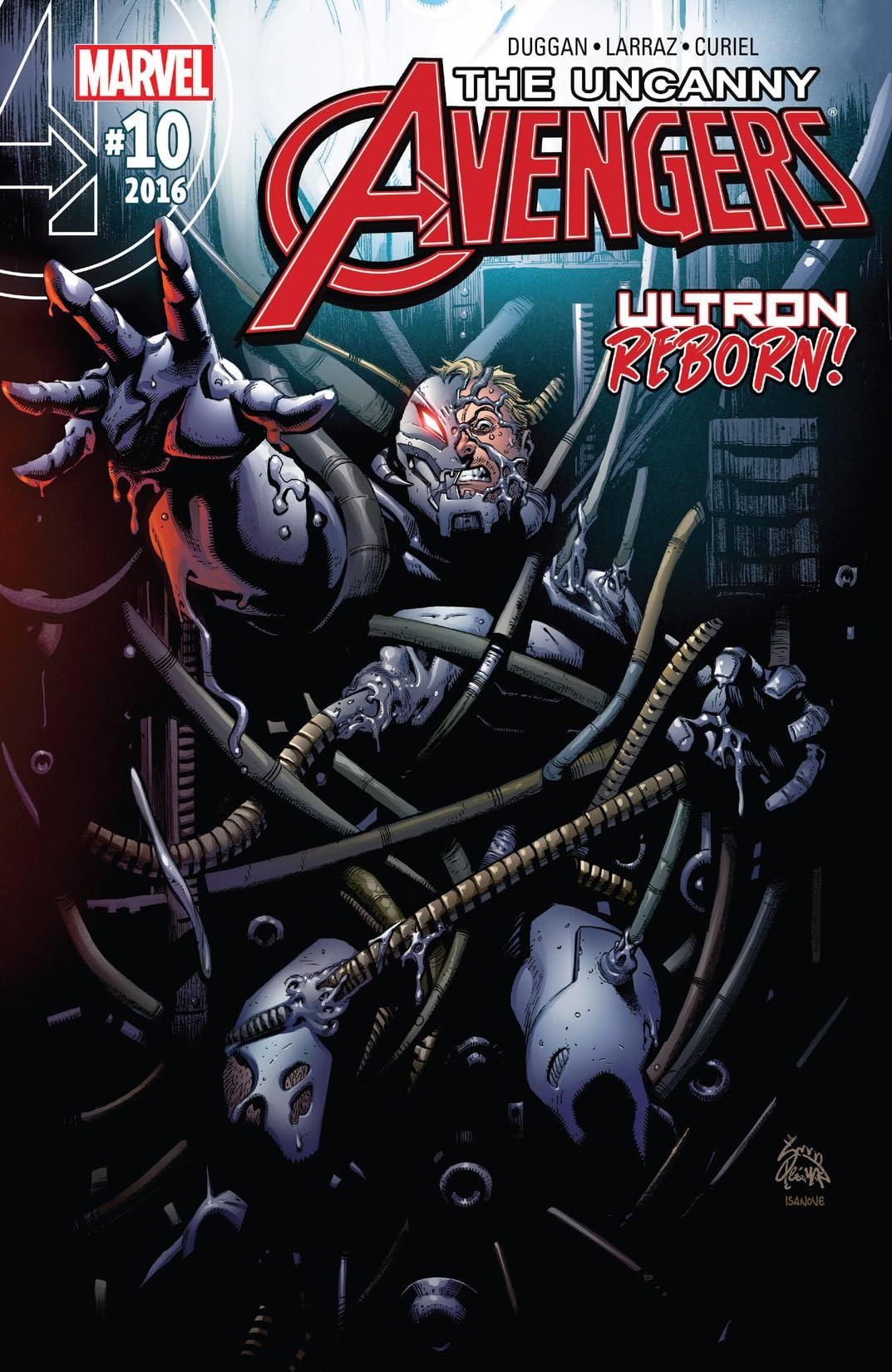 Uncanny Avengers (2015-2017) #10