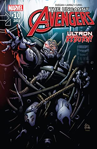 Uncanny Avengers (2015-) #10