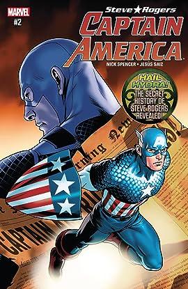 Captain America: Steve Rogers (2016-2017) #2