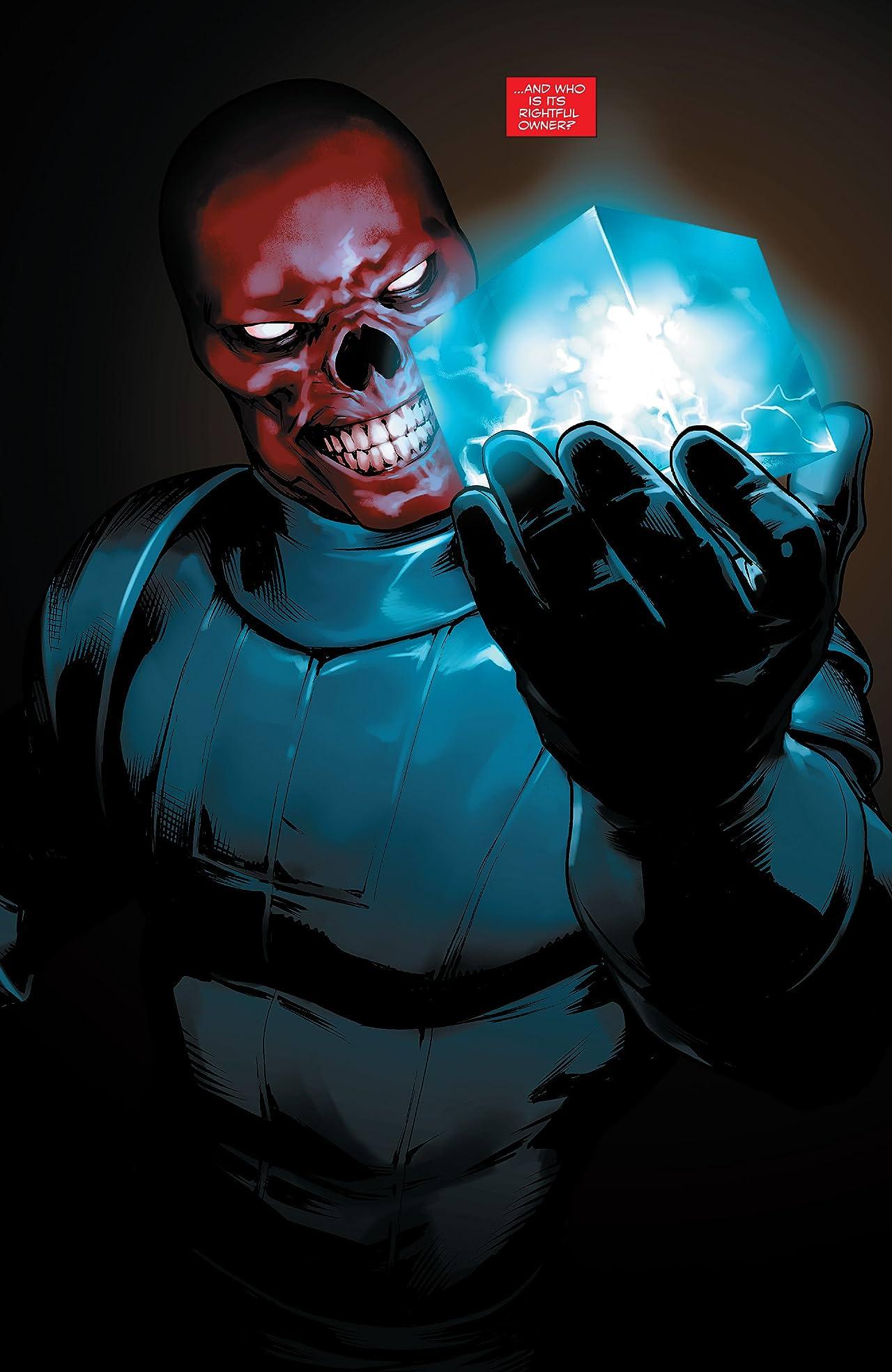 Captain America: Steve Rogers (2016-) #2