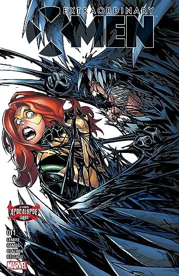Extraordinary X-Men (2015-2017) #11