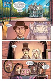 Haunted Mansion (2016) #4 (of 5)