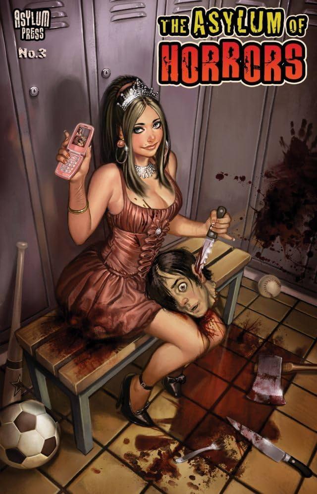 The Asylum of Horrors #3