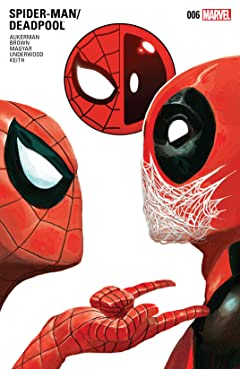Spider-Man/Deadpool (2016-2019) No.6