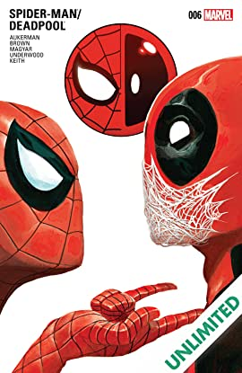 Spider-Man/Deadpool (2016-) #6