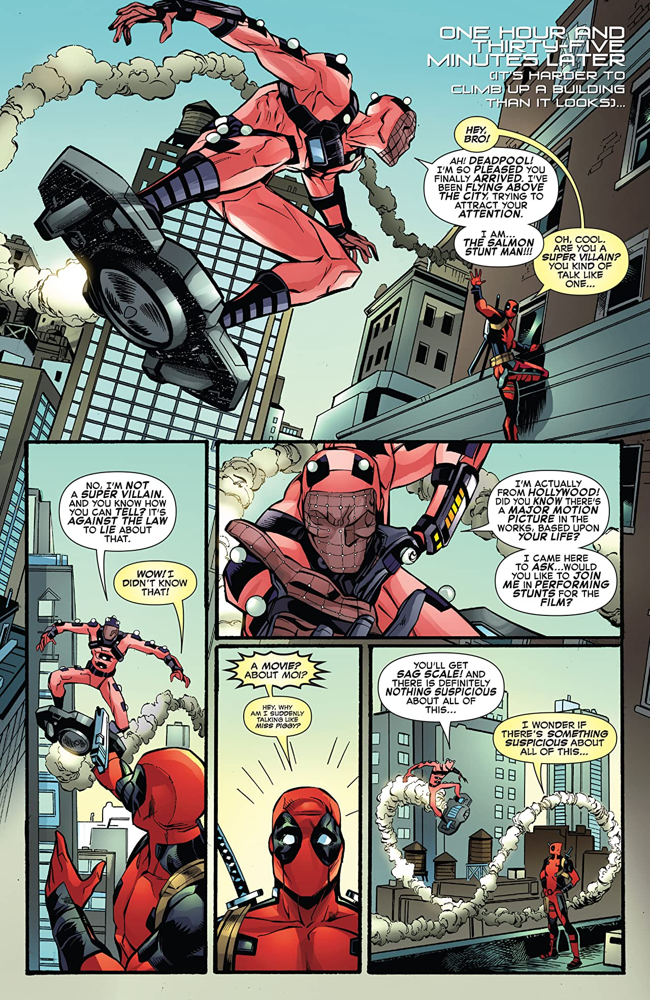 Spider-Man/Deadpool (2016-2019) #6