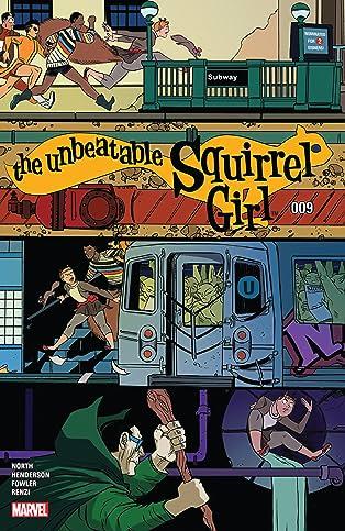 The Unbeatable Squirrel Girl (2015-) #9