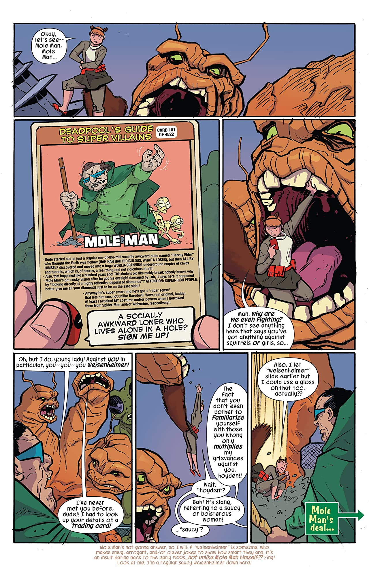 The Unbeatable Squirrel Girl (2015-) #9