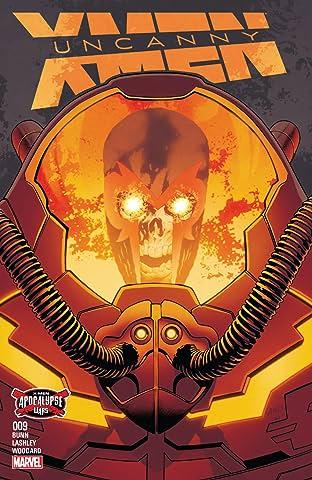 Uncanny X-Men (2016-) #9