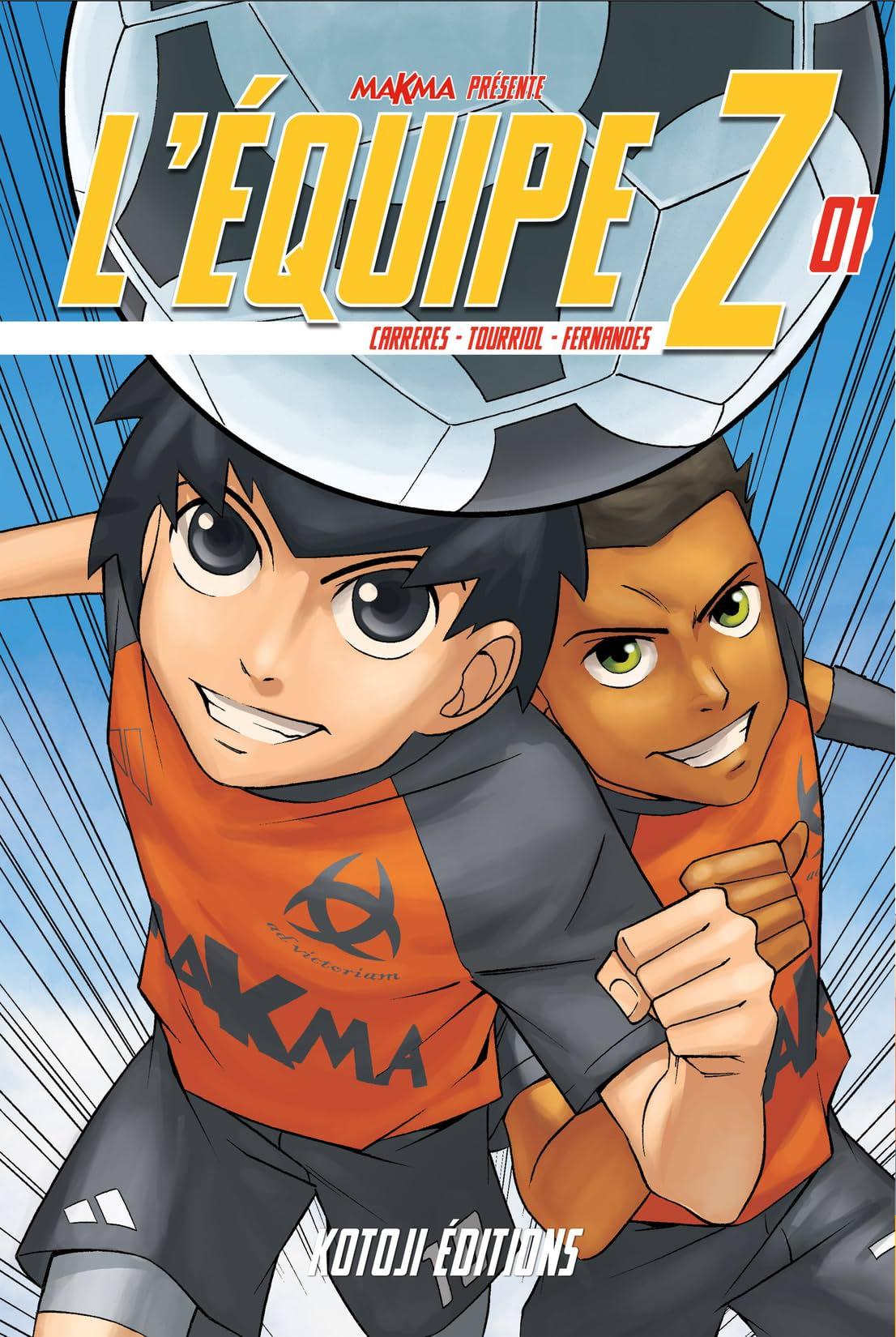 L'équipe Z Vol. 1