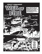 Commando #4903: Convict Commandos: Web Of Fire