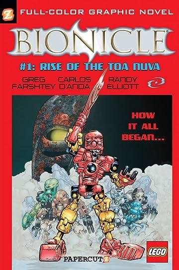 Bionicle Vol. 1