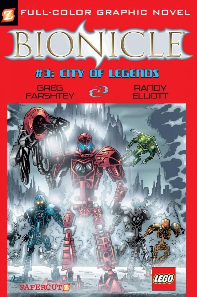 Bionicle Vol. 3