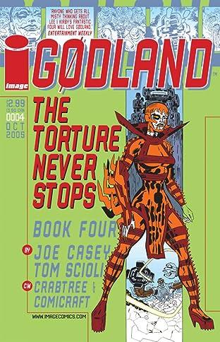 Godland #4
