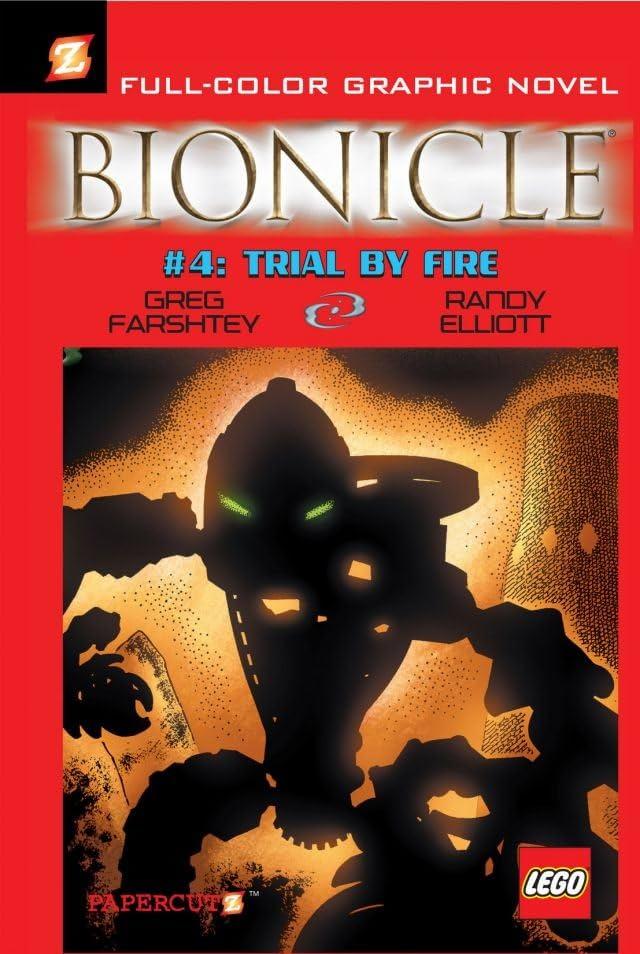Bionicle Vol. 4