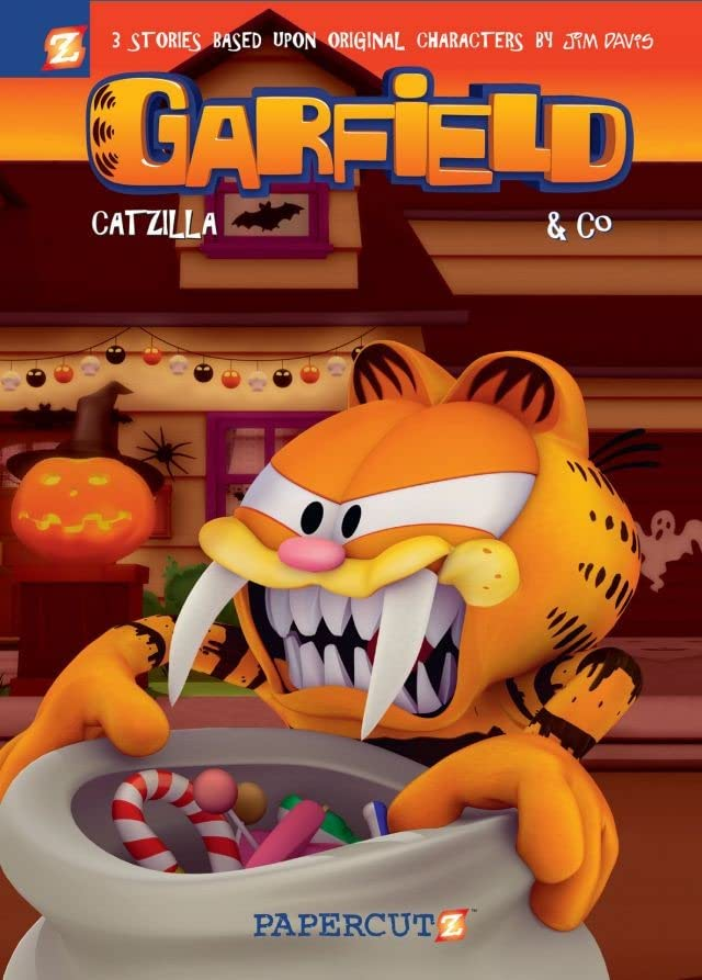 Garfield and Company Vol. 3: Catzilla