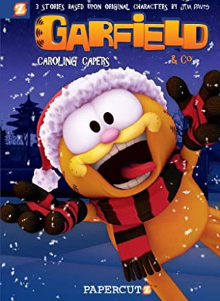 Garfield and Company Vol. 4: Caroling The Capers