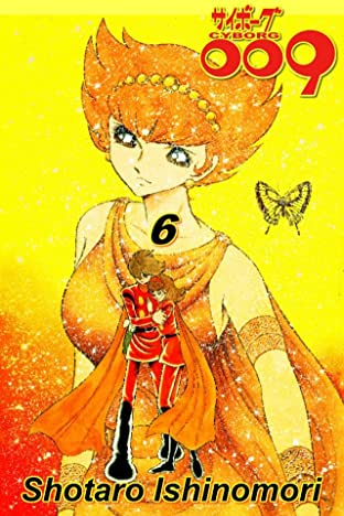 Cyborg 009 Tome 6: Preview