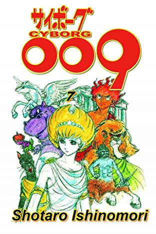 Cyborg 009 Tome 7: Preview
