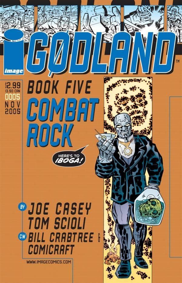 Godland #5