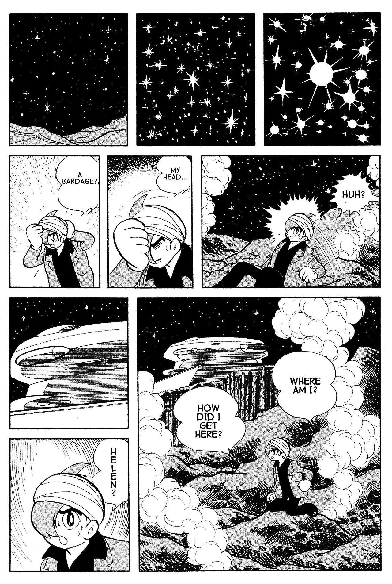Cyborg 009 Vol. 9: Preview