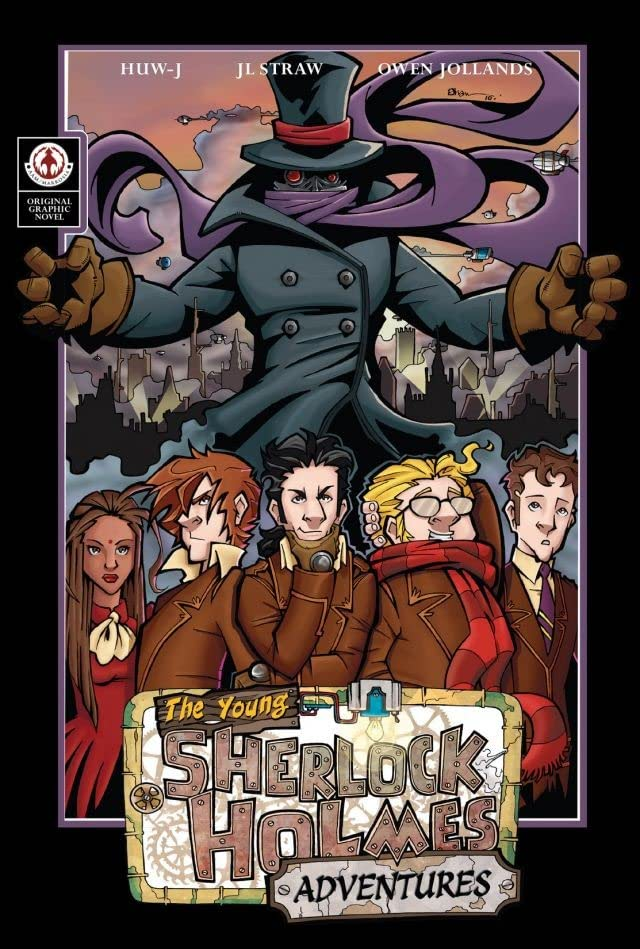 Young Sherlock Holmes Adventures: Preview