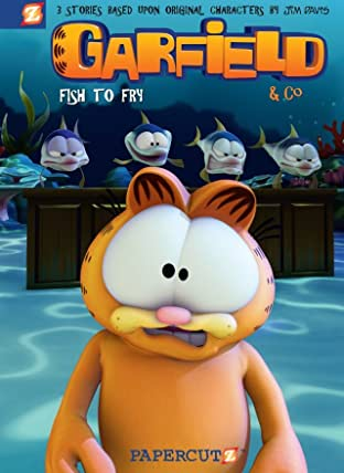 Garfield and Company Vol. 1: Fish To Fry Preview