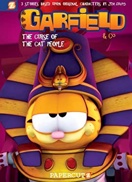 Garfield and Company Vol. 2: The Curse of the Cat People Preview