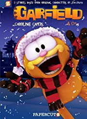 Garfield and Company Vol. 4: Caroling The Capers Preview