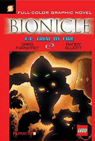 Bionicle Vol. 4: Preview