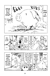 The Seven Deadly Sins #1