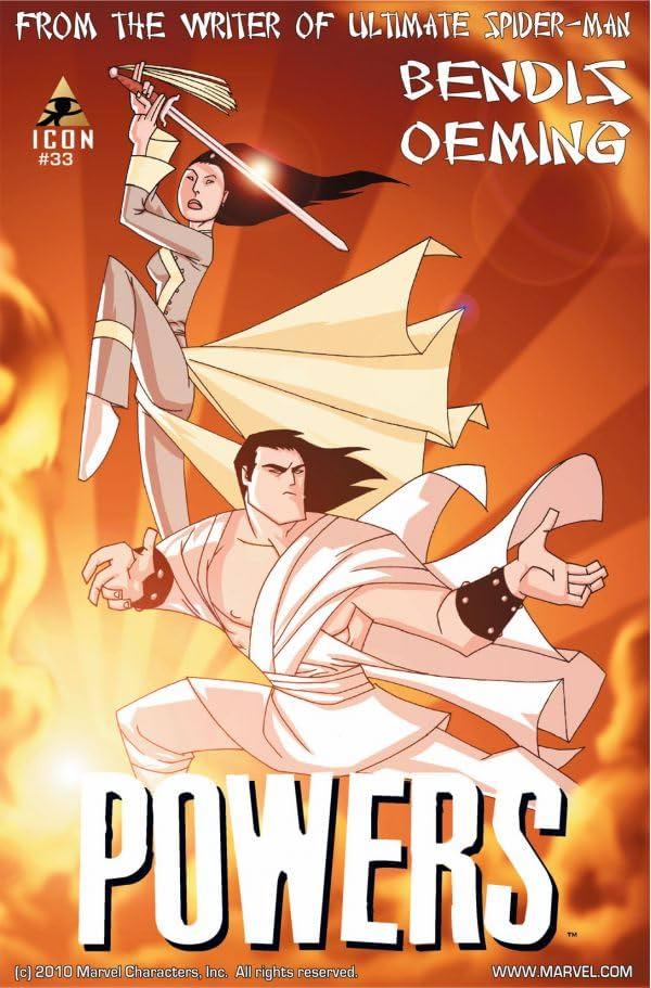 Powers (2000-2004) #33
