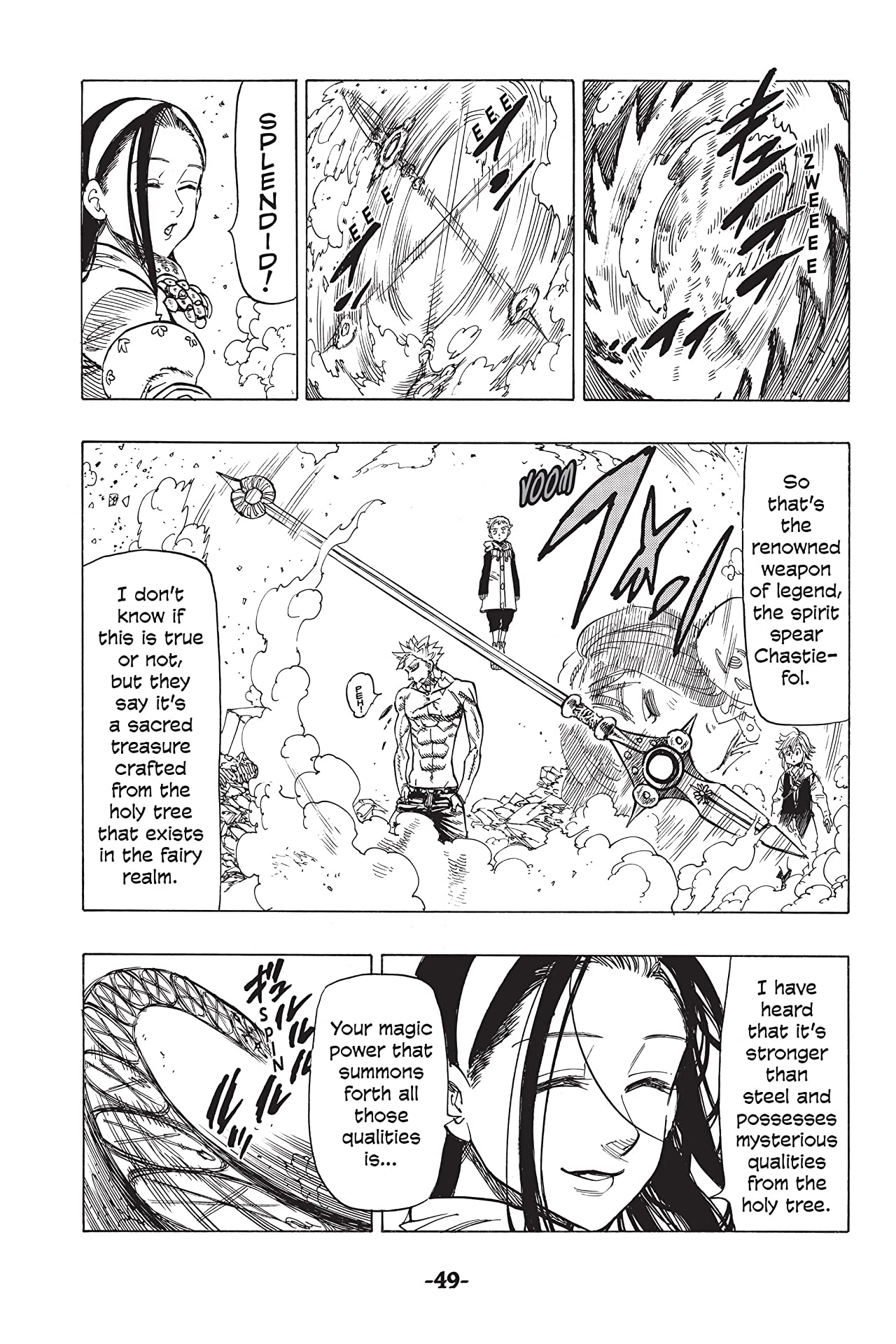 The Seven Deadly Sins #25
