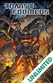 Transformers: Robots In Disguise (2011-2016) Vol. 2