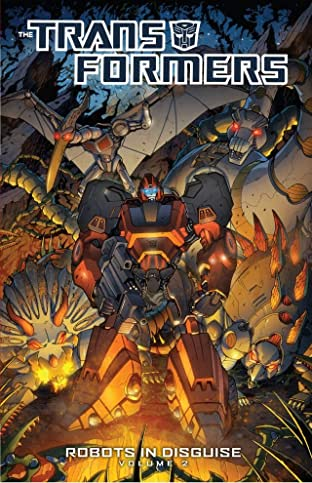 Transformers: Robots In Disguise (2011-2016) Tome 2