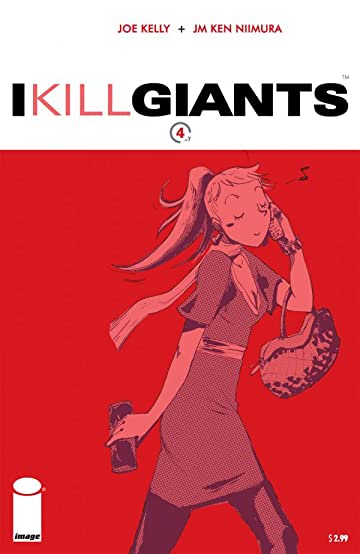 I Kill Giants #4 (of 7)