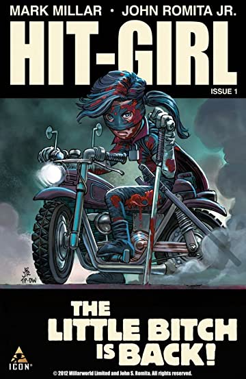 Hit-Girl #1 (of 5)