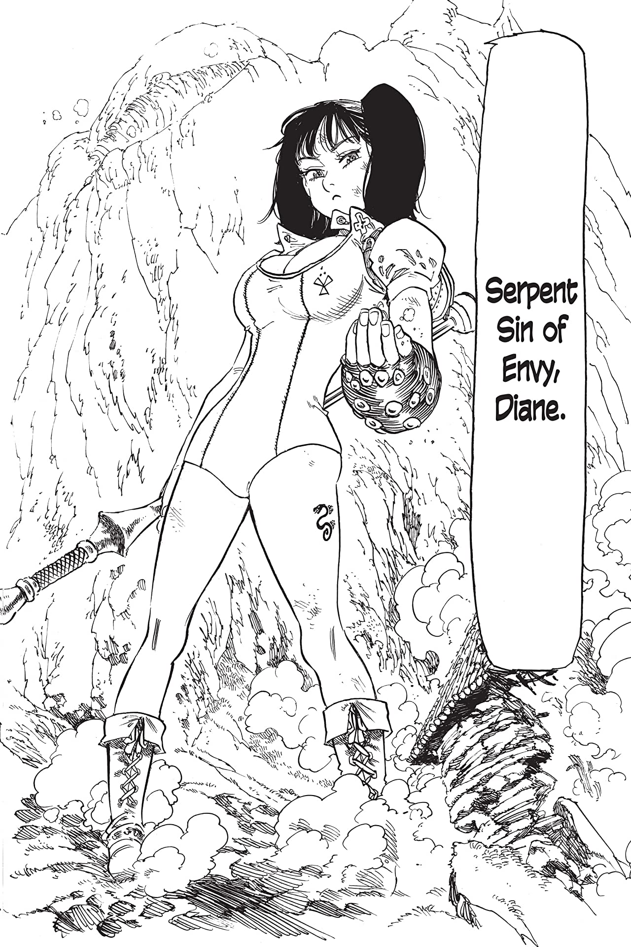 The Seven Deadly Sins #49