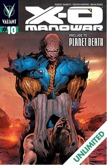 X-O Manowar (2012- ) #10: Digital Exclusives Edition