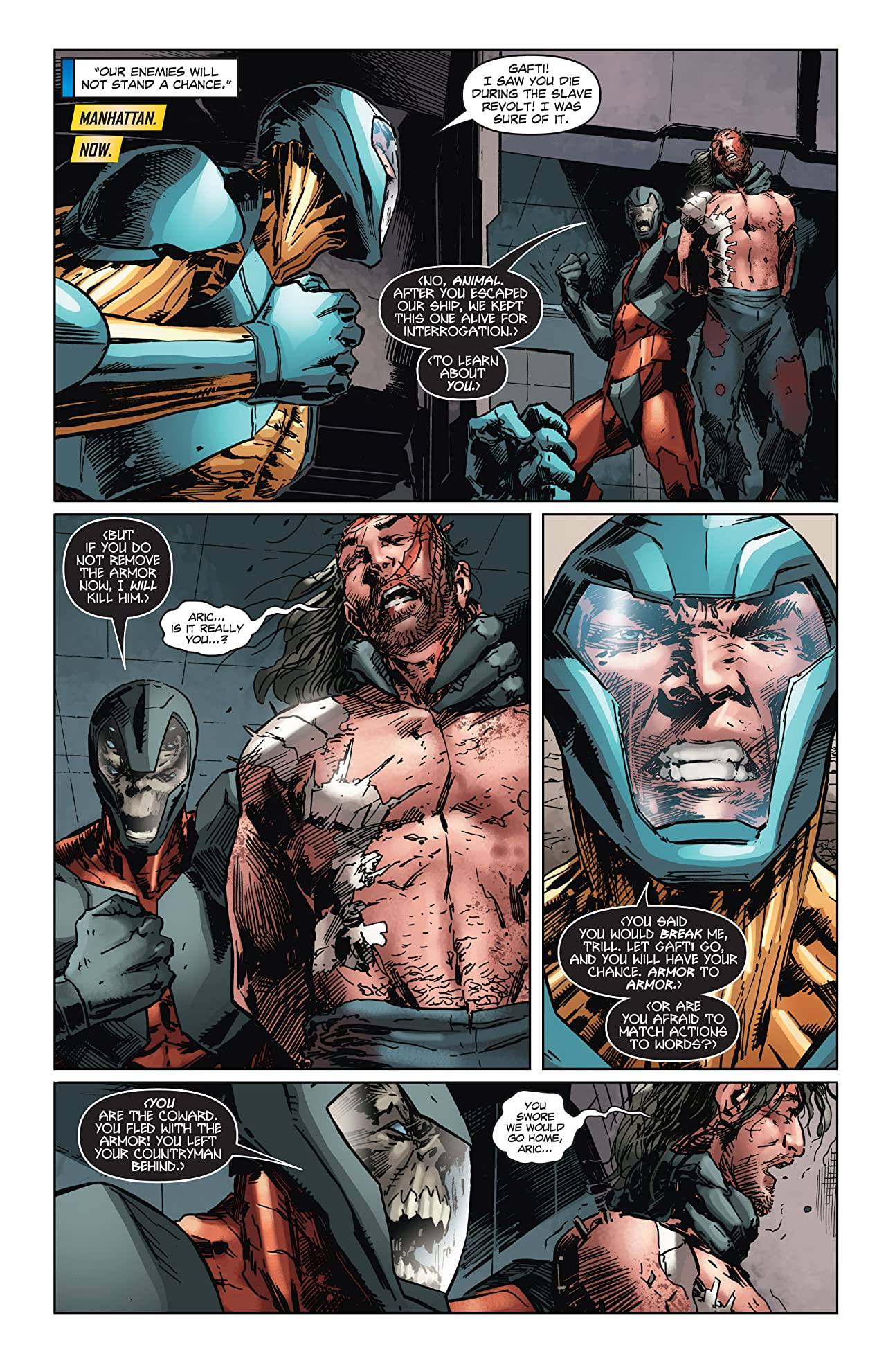 X-O Manowar (2012- ) #10: Digital Exclusives Edition