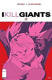 I Kill Giants #5 (of 7)