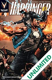 Harbinger (2012- ) #9: Digital Exclusives Edition