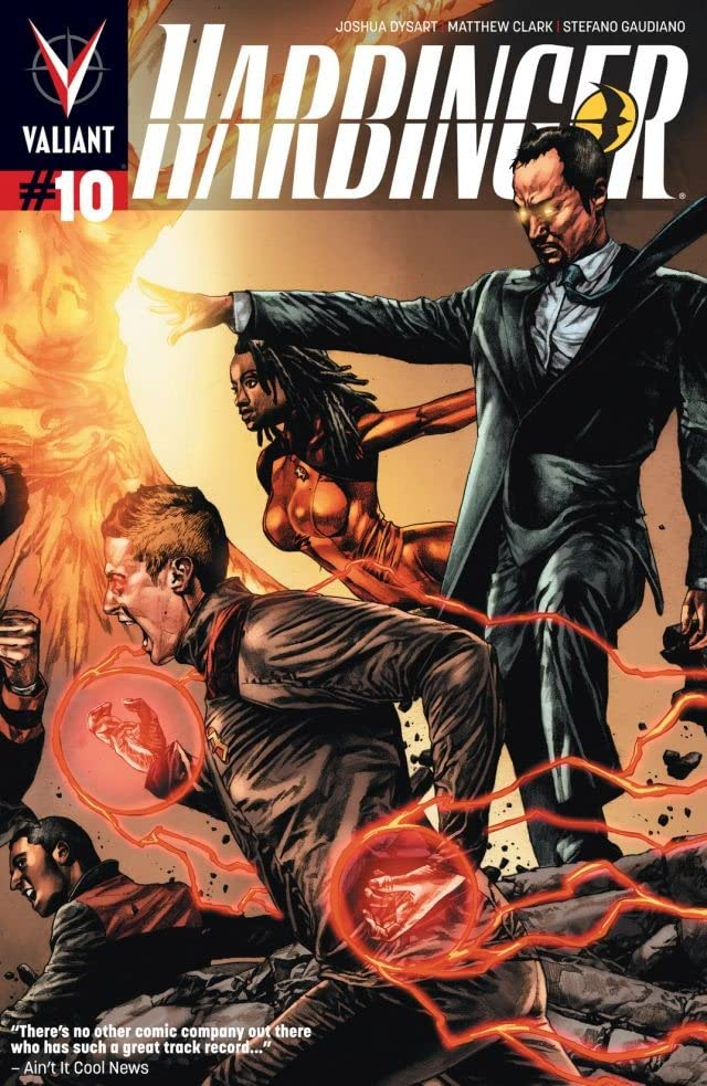 Harbinger (2012- ) #10: Digital Exclusives Edition