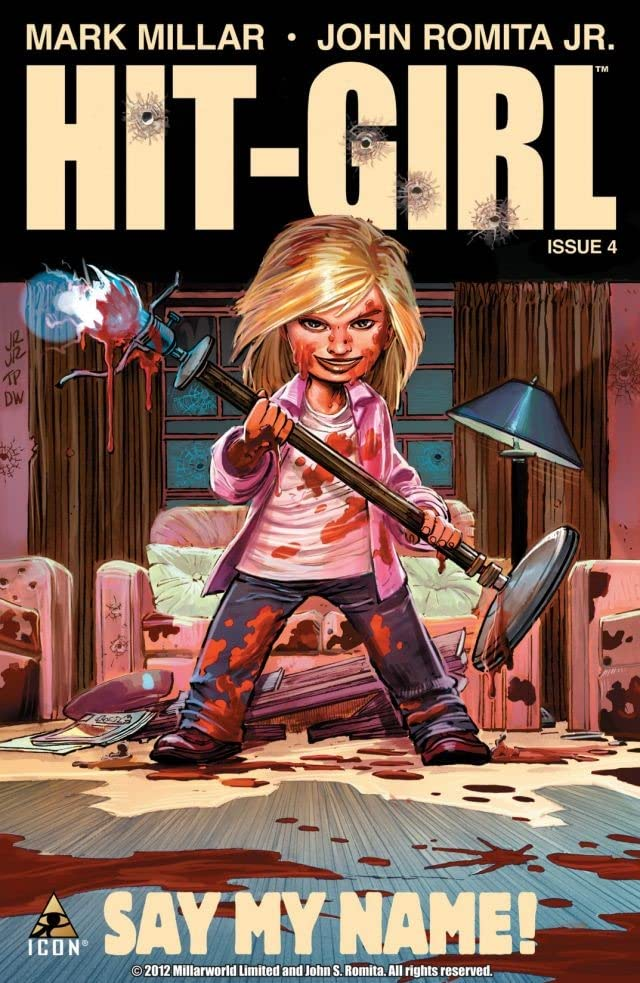 Hit-Girl #4 (of 5)