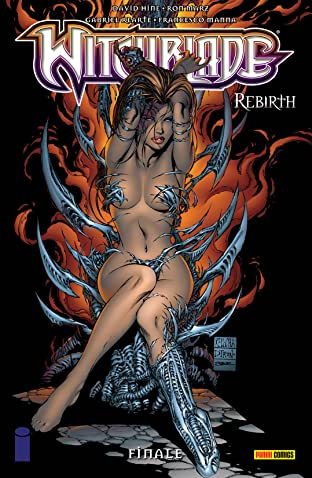 Witchblade - Rebirth Vol. 6: Finale