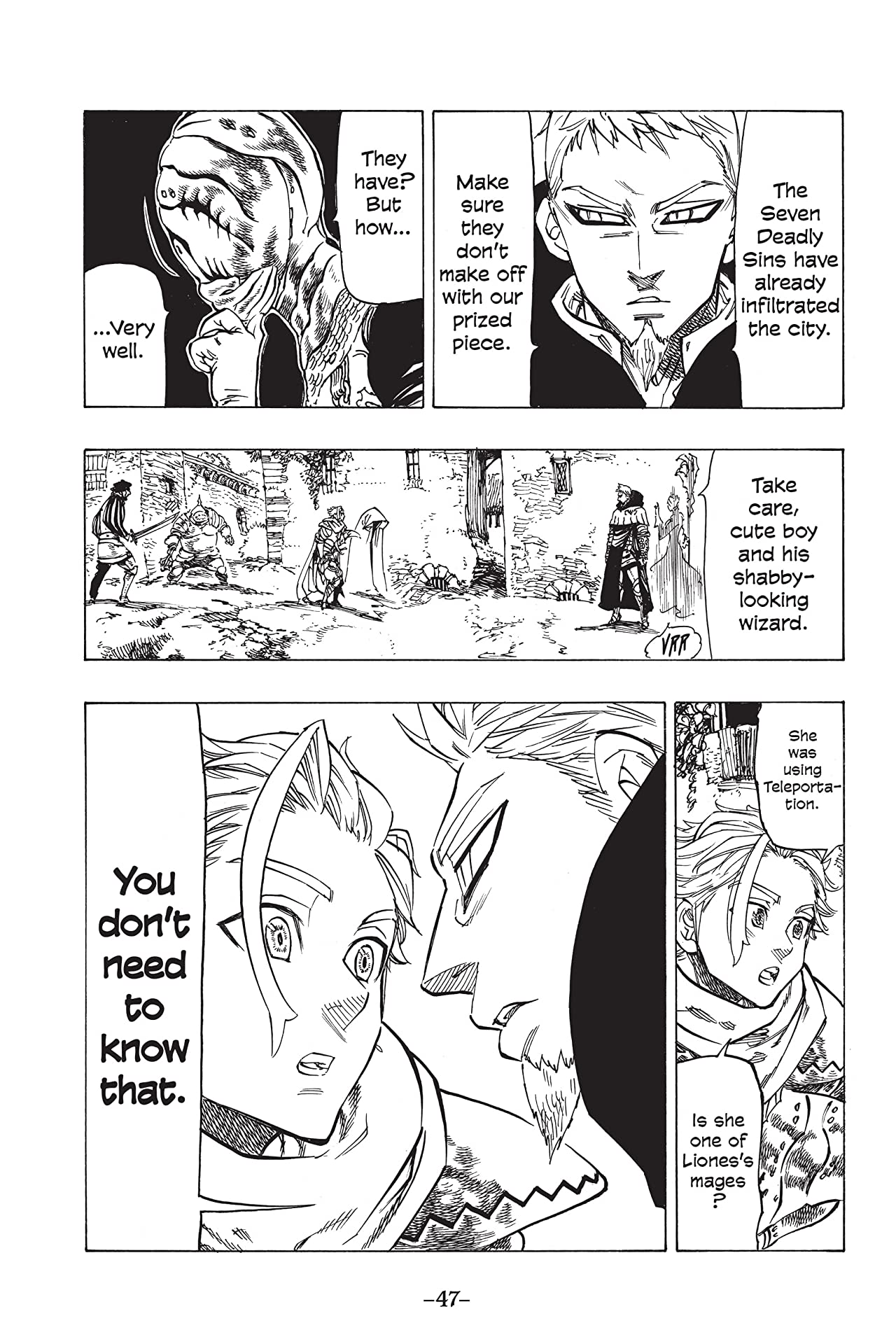 The Seven Deadly Sins #65